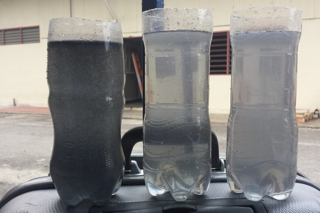 Dissolved Air Flotation wastewater treatment