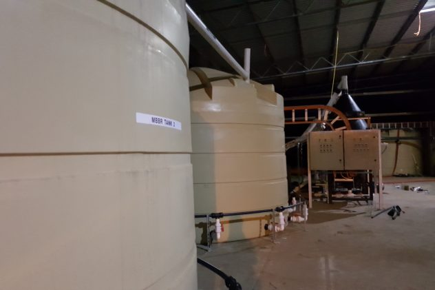 Aerofloat Wastewater Treatment Moving Bed Biofilm Reactor