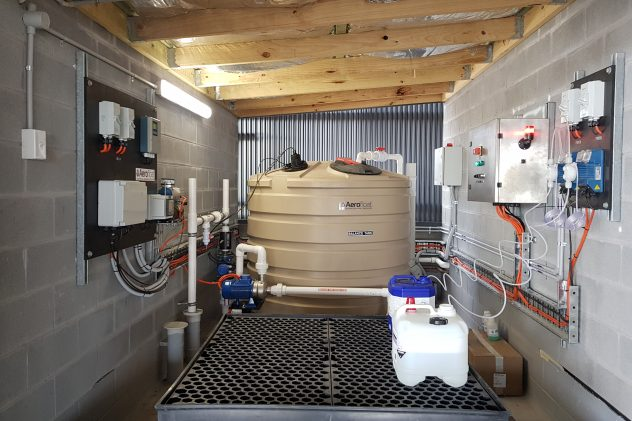brewery wastewater treatment marsden brewhouse