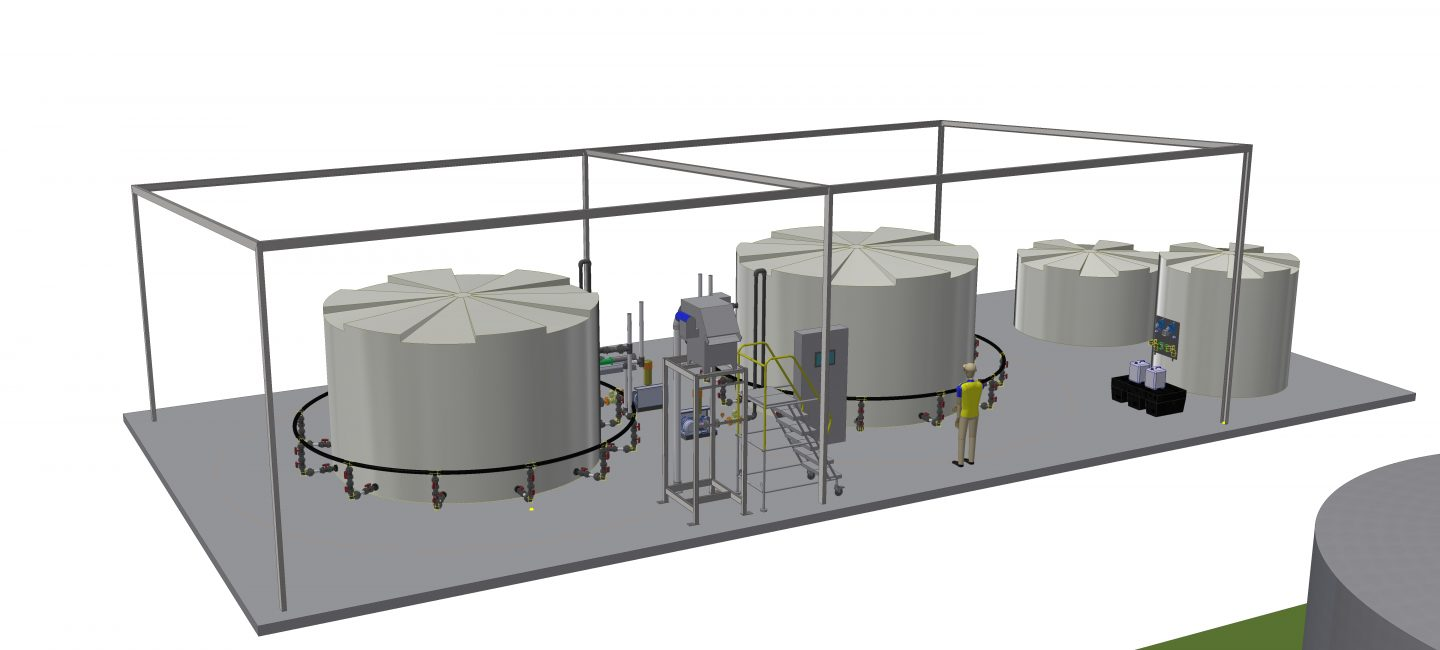 SBR - Sequence Batch Reactor - Sewage Treatment