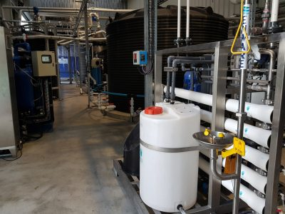 Aerofloat Wastewater Treatment Filtration