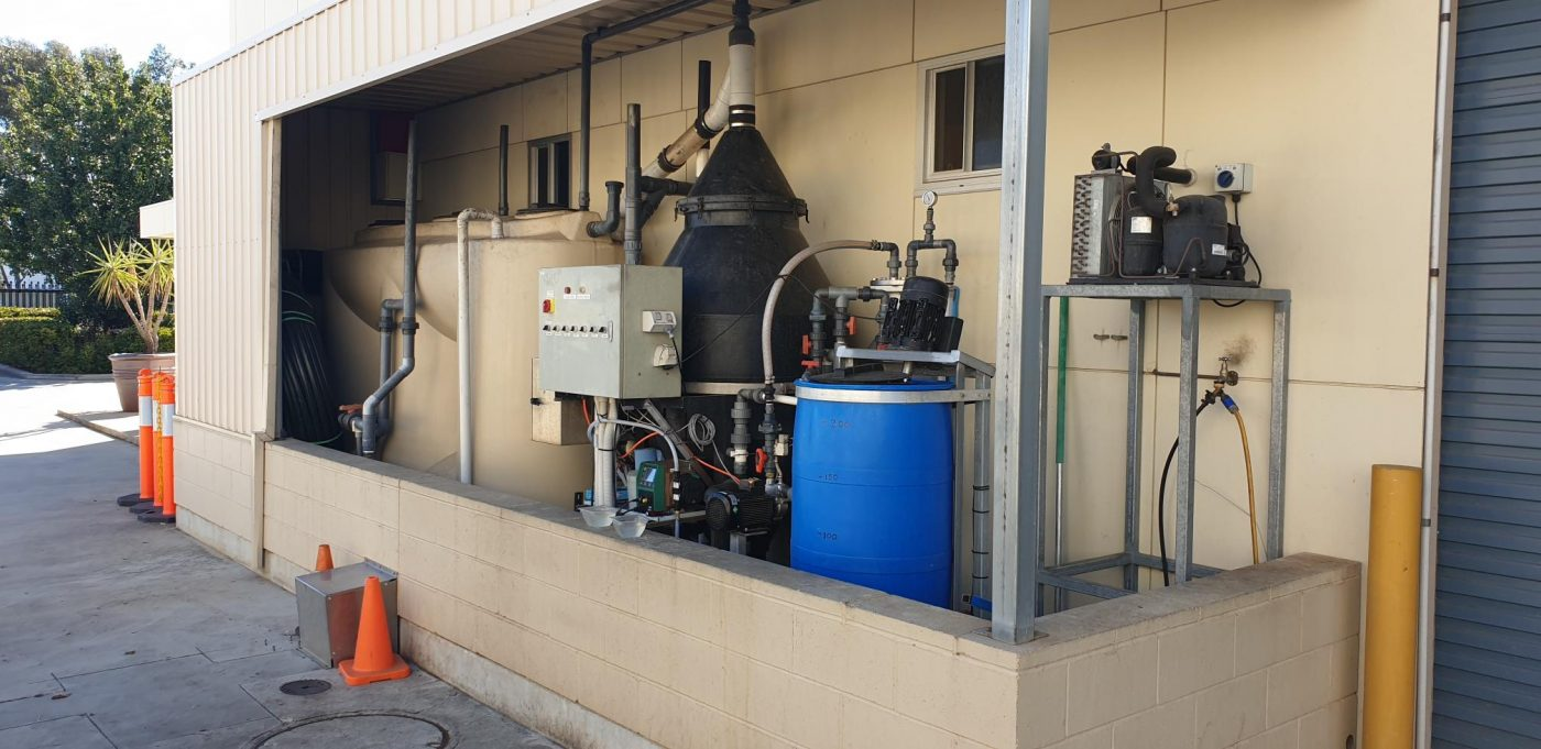 Sunfresh Salads Food & Beverage Wastewater Treatment Dissolved Air Flotation