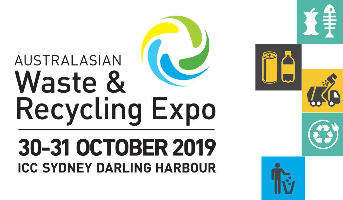 AWRE - Australasian Waste & Recycling Expo Sydney 2019