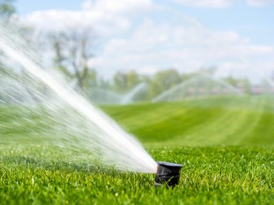 water treatment and reuse irrigation