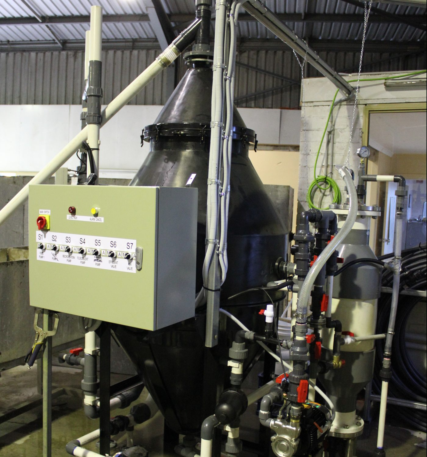 north coast filter services wastewater treatment