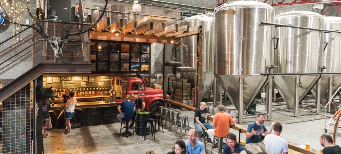 4 pines brewery sydney beer wastewater