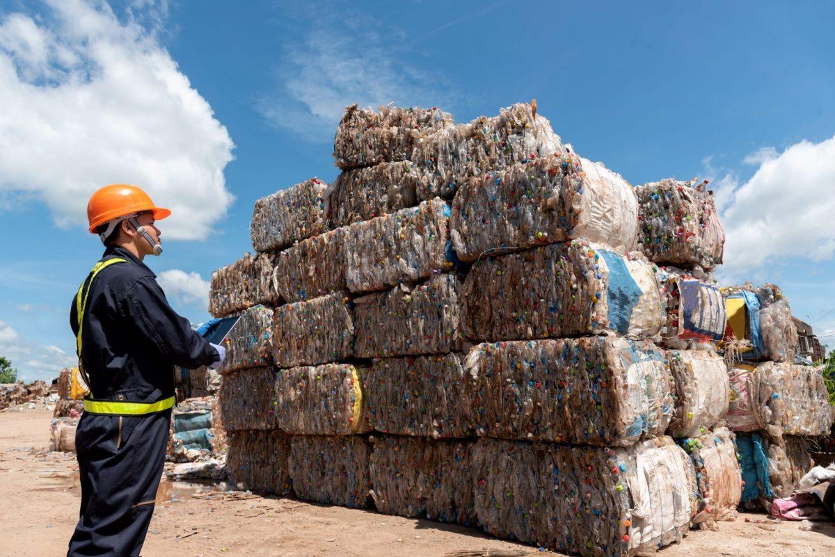 plastics recycling wastewater treatment