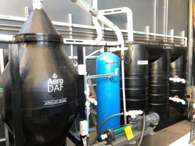 Reliable Wastewater System